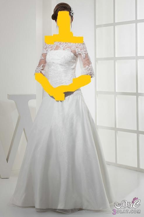 فساتين زفاف 2014 (خاص بالتحدي)