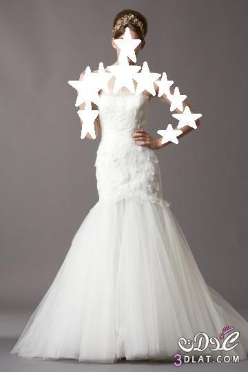 فساتين انيقه beautiful wedding dresses