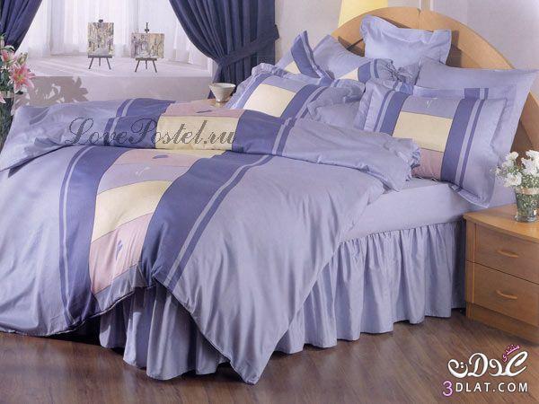 مفارش سرير فخمة مفارش رائعة