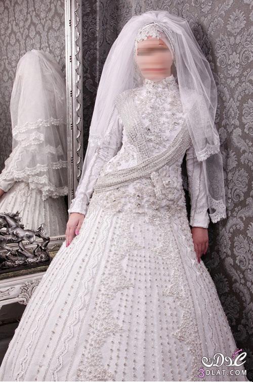 اخر موضة فى  ازىاء العرائس 3dlat.com_1393120335