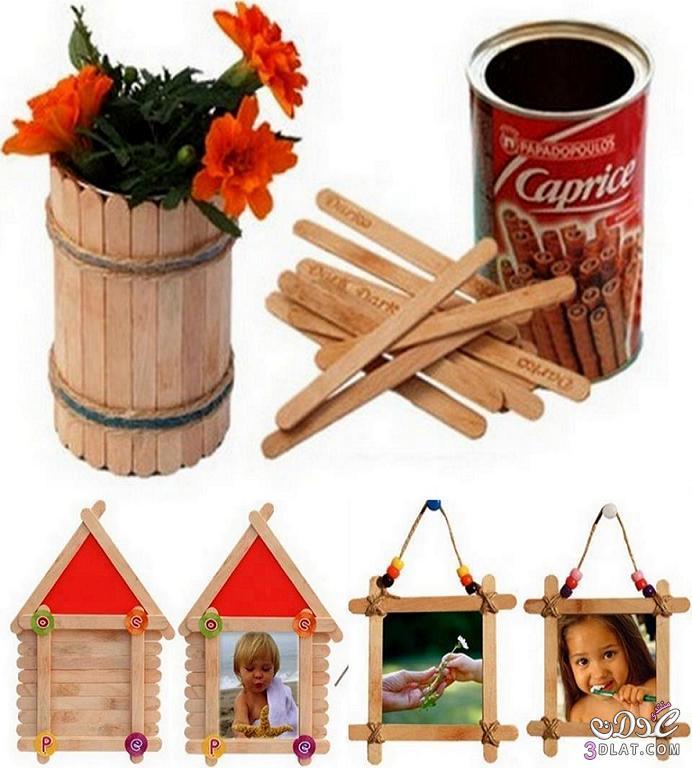 افكار جميلة للتزين ، اشكال جديدة لتزيين المنزل ، اعمال بسيطة لتزيين المنزل