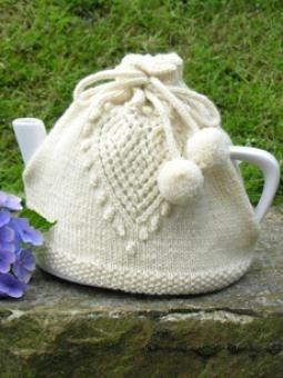 اعملى بالكورشيه  جراب  للبراد الشاى