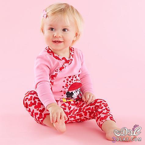8e64a8672217e بيجامات قطنية مريحة 2020 اجمل ملابس بيت للاطفال 2020 - ام سلمة