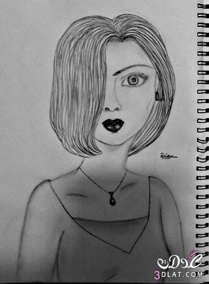 [رسوماتي] بنات مرسومة رسوماتي بنات
