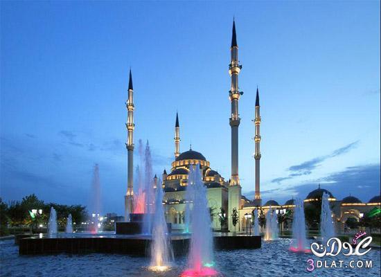 روسيا والشيشان أذربيجان جمال خلاب