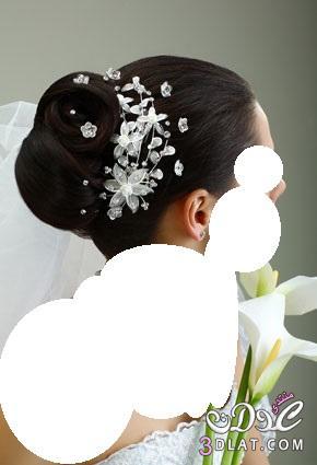 تسريحات مميزه للعرائس تسريحات عرائس