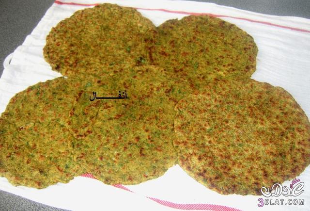 طريقة بالحم الطريقة العراقية عروگ(خبز