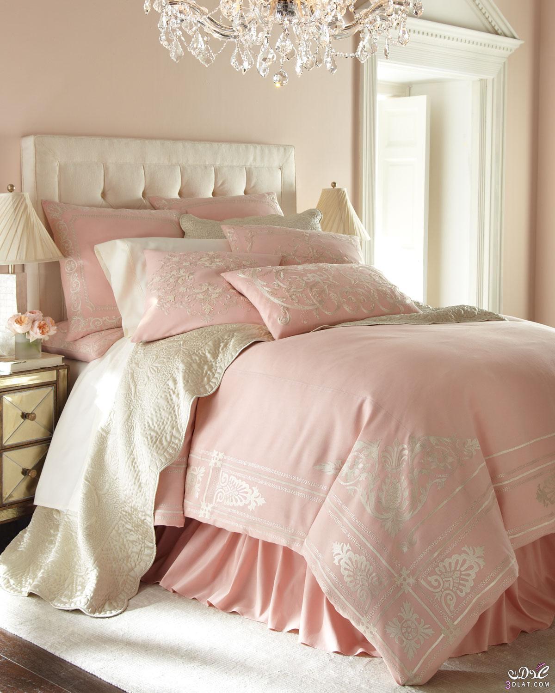 مفروشات سرير مفروشات هادئه مميزه