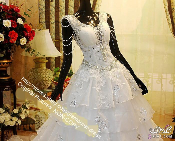 اروع فساتين الزفاف فساتين زفاف