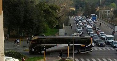 يوفنتوس يُثير أزمة مرورية فلورنسا