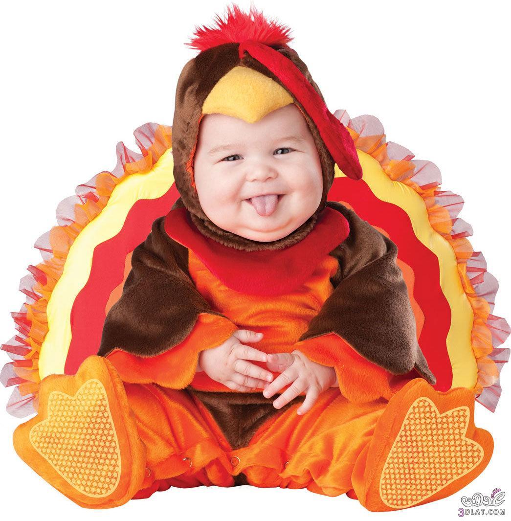 ملابس مضحكة للاطفال 2014 ازياء