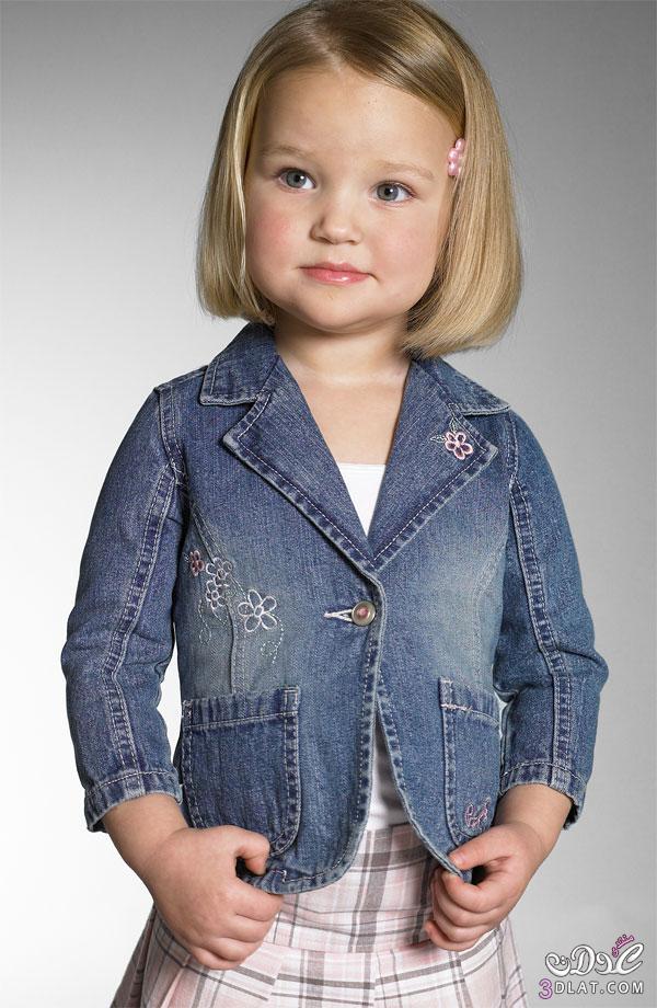 a44637b1e ازياء اطفال 2020 ملابس جينز رائعة للاطفال اجمل تشكيلة ملابس جينز ...