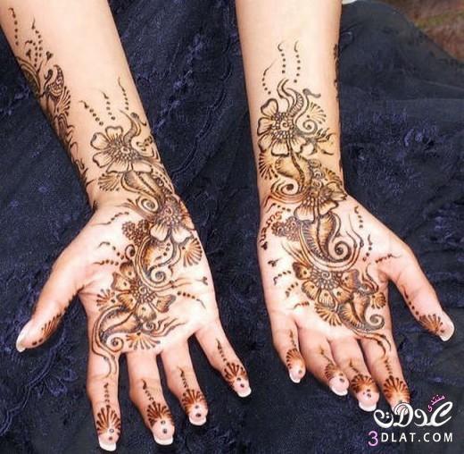 حناء هندى,حناء اماراتى 2014. نقوش 3dlat.com_1396021292