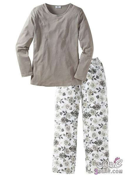 ملابس نوم2014,ملابس نسائية,بيجامات قطن,لانجري عرايس,قمصان 3dlat.com_1396136356