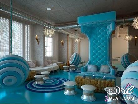 غرف نوم غريبه , غرف نوم مميزه , غرف نوم ذات طابع خاص , احلى غرف