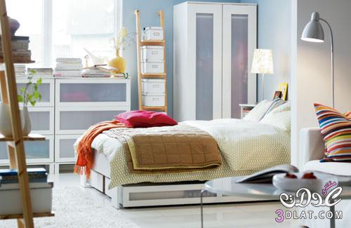 غرف : غرف نوم بناتيه من ايكيا عدد الصور 116