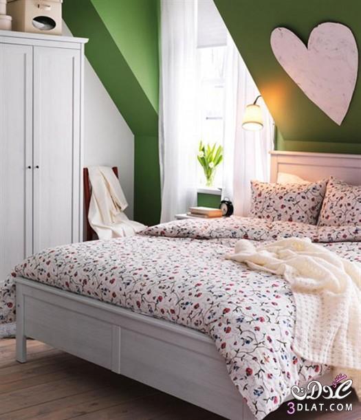 غرف : غرف نوم بناتيه من ايكيا عدد الصور 41