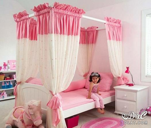 غرف : غرف نوم بناتيه من ايكيا عدد الصور 2