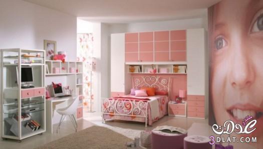 غرف : غرف نوم بناتيه من ايكيا عدد الصور 40