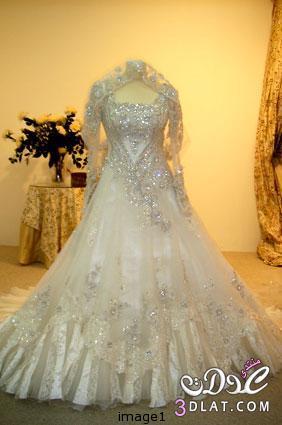فساتين زفاف فساتين افراح 2014