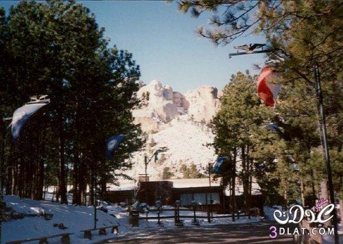 جبل راشمور  تحفة معمارية  3dlat.com_13970362781