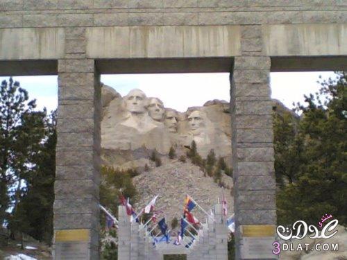 جبل راشمور  تحفة معمارية  3dlat.com_13970362782