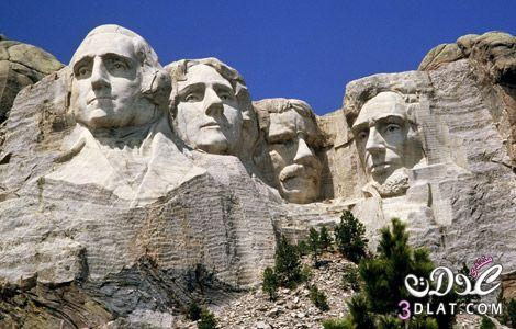 جبل راشمور  تحفة معمارية  3dlat.com_13970362786