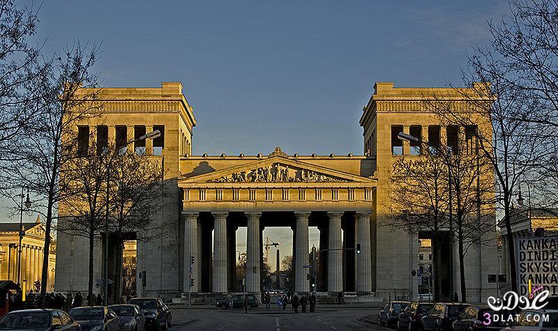 ميونخ من اجمل مدن جنوب المانيا