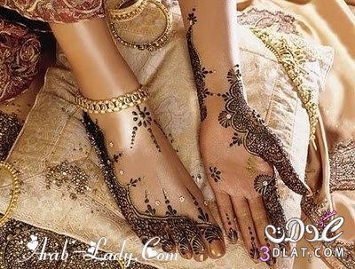 نقوش هندية نقوش روعة نقوش 3dlat.com_1397420236