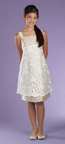 59bd144ac تشكيلة كبيرة من الفساتين البيضاء للاطفال 2020 اجمل فساتين افراح ...