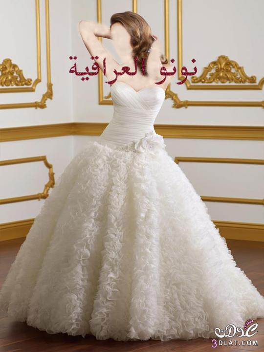 فسآتين زفآف  فساتين قمة في النعـومة و القوة و الجمآل للعروس