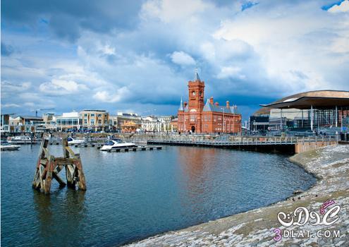 كارديف2014,رحلة سياحية cardiffbay,صور جديدة عاصمة ويلز,Bute 3dlat.com_1398208581
