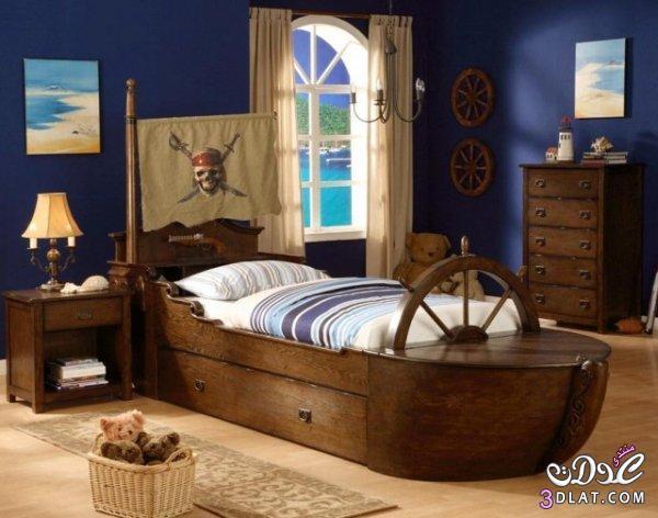 غرف نوم اطفال فخمه 2018   صور لغرف نوم الاطفال 2018   اجمل غرف نوم