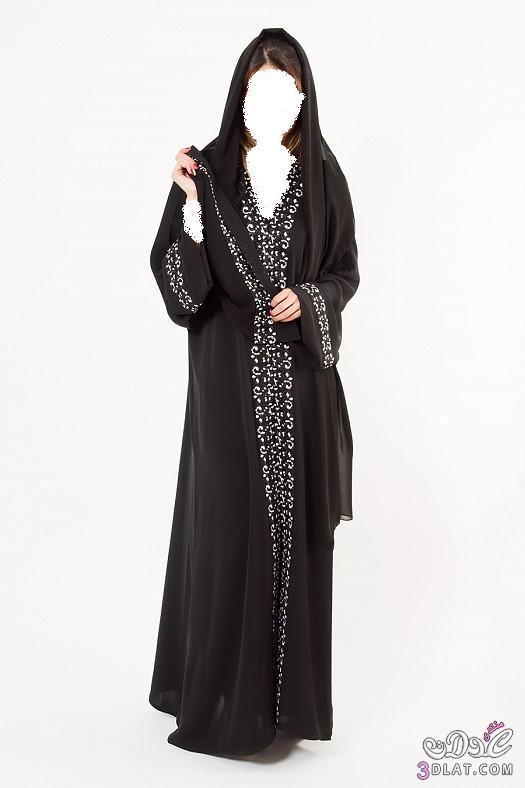 c7438a2d27209 عبايات خليجية سوداء اماراتية 2020