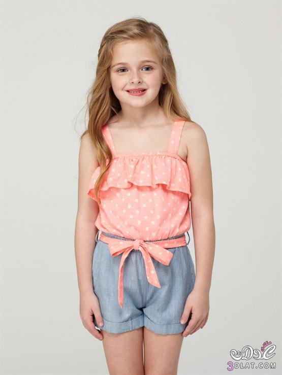 8c182df05 ملابس صيفية شيك للاطفال 2020 اجمل ملابس للبنات 2020 - ام سلمة