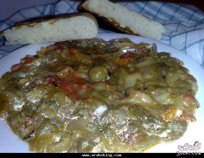 سلطة جزائرية رائعة السلطة المطبخ 3dlat.com_1398912780