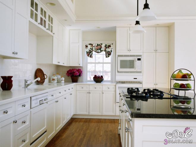 3dlat.com 13993060463 تصميم مطبخ عصري حديث بألوان مودرن
