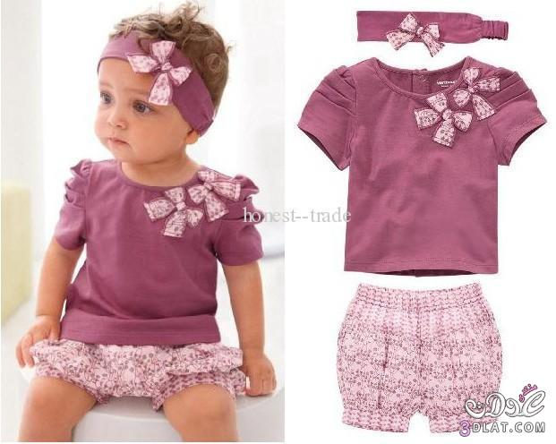 97389e1fda11a ملابس اطفال صيف 2020 كولكشن ازياء اطفال يجنن - مورا موكا الطيبة