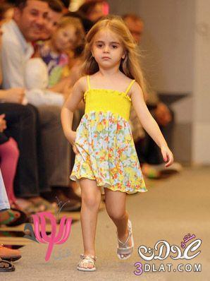 9c6772fdc ازياء اطفال اخر موضة 2020 ملابس بنات صغار جميلة ملابس صيفية للبنات ...