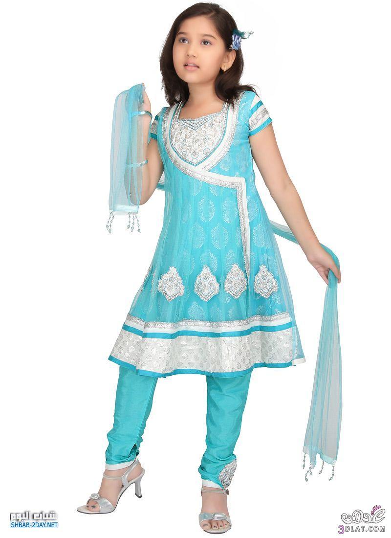 16693d83860d8 فساتين هندية للاطفال
