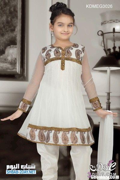 60183f5b0b787 فساتين هندية للاطفال