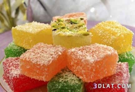 أروع حلويات المولد أجمل حلوى الإحتفال 3dlat.com_13_18_2637