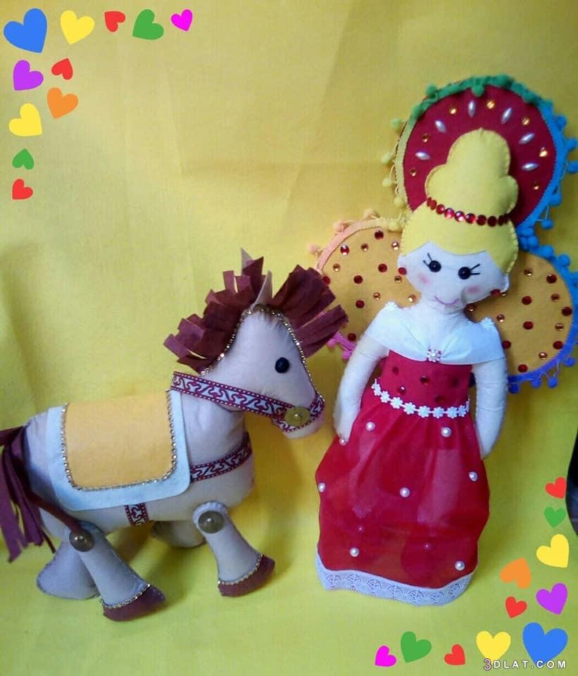 عروسة المولد وحصان المولد هاند 3dlat.com_13_18_ae66