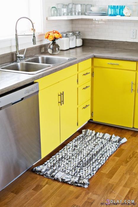 زينى مطبخك بمشاية من صنع يدك ببواقى الاقمشة 3dlat.com_1400793168