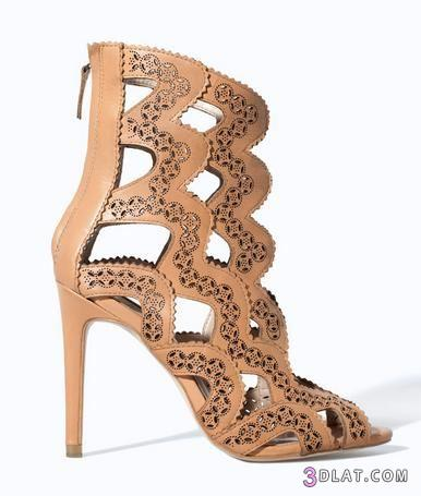 0cb2cfa2f2b36 صيحات الموضة لأحذية ربيع 2020