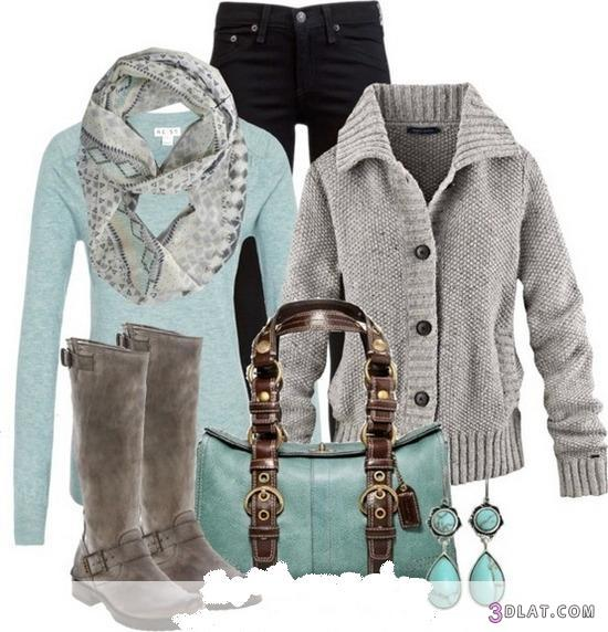 تشكيلة ملابس شتاء أزياء شتوية 3dlat.com_1400948520