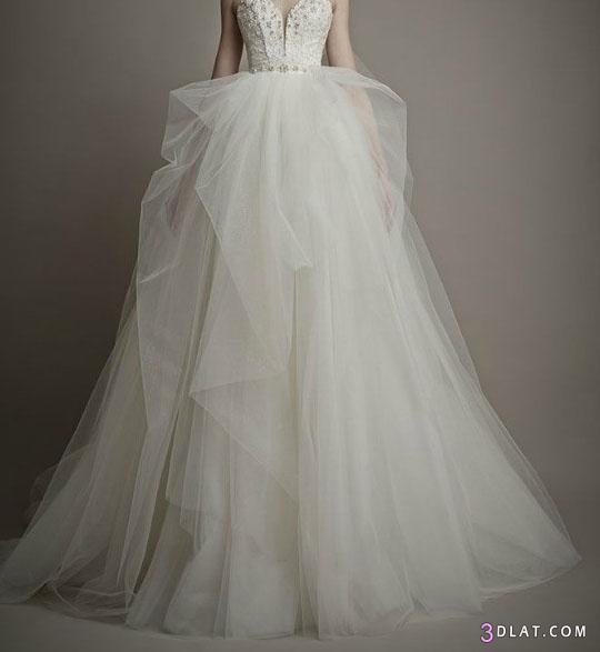 احدث موضة لموديلات فساتين الزفاف2015 3dlat.com_1401138667