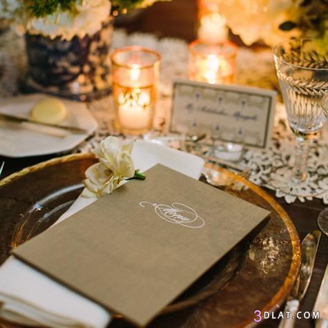 اللون الذهبي جديد متميز لزفافك
