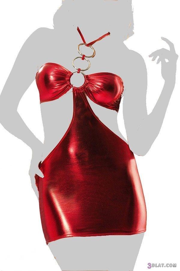 لانجري باللون الأحمر للعرايس 2016 3dlat.com_1401885130