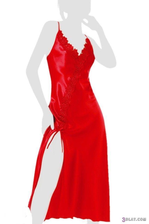 8366bf9dd لانجري باللون الأحمر للعرايس 2020 , احلى ملابس نوم للعروسه 2020 ...